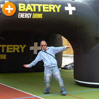 galerie Rhino a 3D reklama - Air Shape Europe 9 - battery