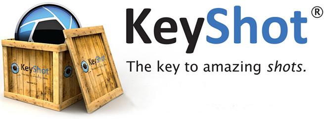 KeyShot je klíčem k úžasným sníkmům